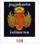 138. JOGJA ISTIMEWA