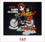 167. ENJOY TO RIDE ON A BIKE